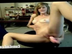 Webcam Teen Play on JabTub