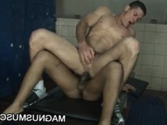 Marcos Cabo And Tiago Castro - Handsome Latino Men Rough Anal Session