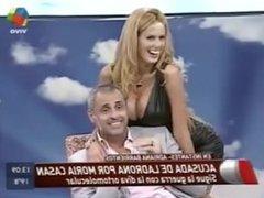 Adriana Barrientos a Jorge Rial
