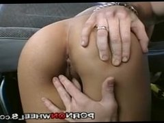 Latina Teen gets picked up