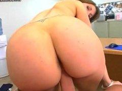 Office fuck by pornstar Destiny Porter