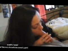 Teaching a british SLag to Deepthroat