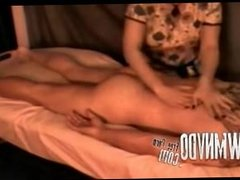 Happy Ending Massage Caught On Hidden Cam