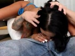 Angelina Valentine - Deepthroated