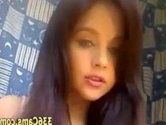 Cute Brunette Live Shows On Webcam