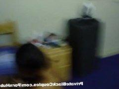 thug fucked girl in dorm room