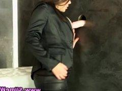 Bukkake glamour slut fetish