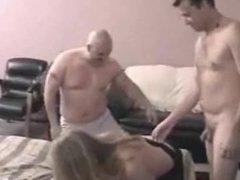 Bi Cuckold Threesome Fun