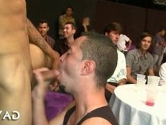 Boys love swallowing dick