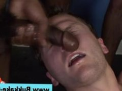 Gay amateur ass fuck and bukkake
