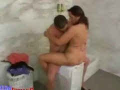 Mature Wife Cheat With Young Stud