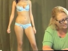 Mom see daughter suck a cock