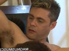 Felipe Todenzzo - Lovely Twink Gets Ass Plugged By An Old Dick