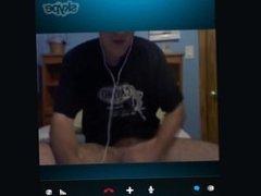 steve pando having fun with himself