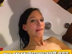 Dirty fetish piss showered girls