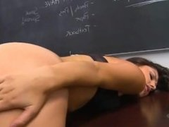 School sex with ultra cute princess