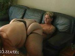 Man bangs sexy fat hottie