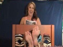 Laceys Ticklish Tryout F/F