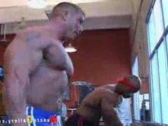 bodybuilder Greg Jones