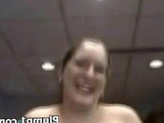 Kinky Plumpy Woman Seduced And Pounded