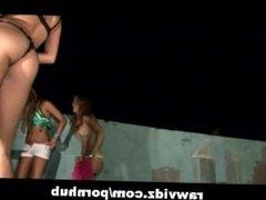 Hot Frisky Girls Show Off