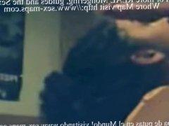 Arab amateur hooker webcam blowjob