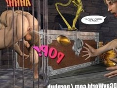 JACK AND THE BEANSTALK 3D Gay Cartoon Comics Animation or Hentai Animated
