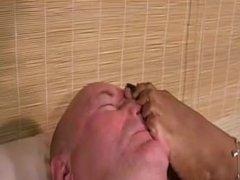 Angel Feet Torture