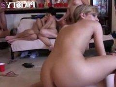 girl girls enjoying swingers action