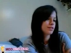 Gorgeous Lady Performs VideoChat - Session 4873