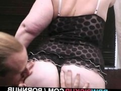 BBW is picked up and screwed