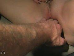 Beautiful busty amateur sucks dick in taxi