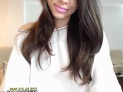 Cute teen in webcam - Episode 102