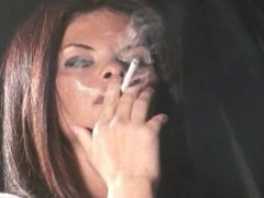 skank whore smoking vs120s part 1