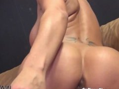 Angelina Valentine is hungry for SEX! Nasty whore!