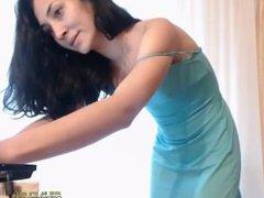 Hot teen showing off in webcam - Episode 18