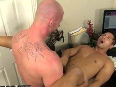 Hot gay scene My Horrible Gay Boss, Scene