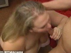 Fucked And Jizzed On BBW Babe Christina