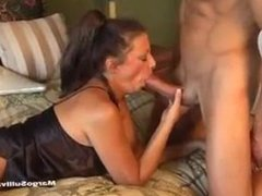 Milf fucked up to the end