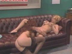 Amazing Lesbians Oral Sex (Vintage Porn)