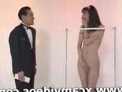 Quiz show nude