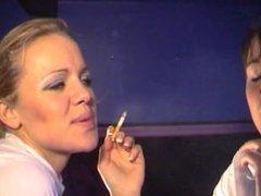 Tiffany & Frankie Babe Pantyhose Smoke