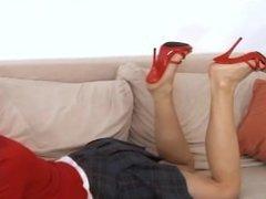 Steffi - Relaxing Barefoot