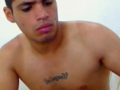 Bi 22 yr old Colombian Student On Cam