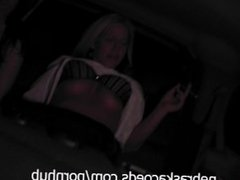 Camera Guy Fingering a Party Slut While I Drive Home Drunk