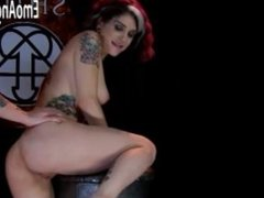 Joanna Angel and Draven Star are licking