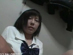 Asian school babe kidnapped and turned into sex slave