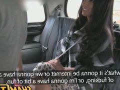Elicia cheats on her husband with a random taxi driver