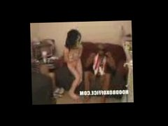 tiny pussy rock star let black dick fuck before