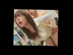 Japanese Big Tits Get Fuck Hard